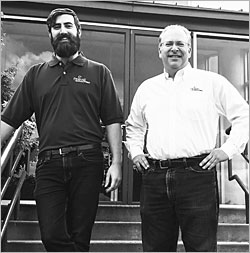 Prime Tech Employees Mike And Ken