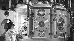 Calibration of Scientific Test Chamber